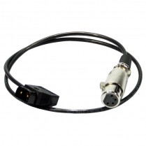 D-Tap Cable w/ Female XLR Connector