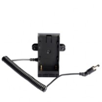 "Black Magic Cinema Belt Clip DV Power Kit for Sony ""L"""