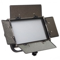 IFB576 Featherweight Bi-color LED Light w/ AB and Sony V-Mount Plates