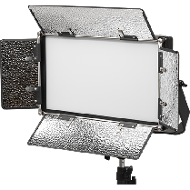 Lyra 1 x 1 Daylight Studio Light w/ DMX Control