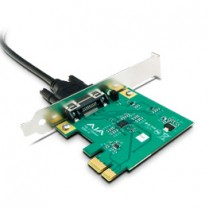 IOCARD-X1 1-lane PCIe card to PCIe cable interface adapter