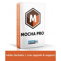Mocha Pro: Plug-in - Adobe (includes 1 year upgrade & support)