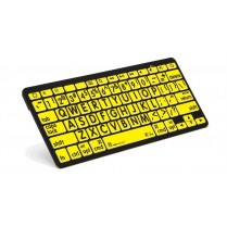 XLPrint Bluetooth Black on Yellow US