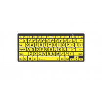 XLPrint Bluetooth Black on Yellow PC US