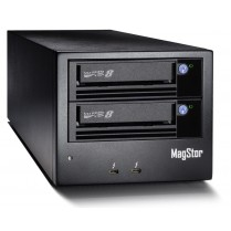 MagStor DUAL LTO8 12TB Thunderbolt 3 Tape Drive LTO-8 (Hardware only)