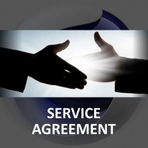 Service Agreement - Broadcast - 12 Months