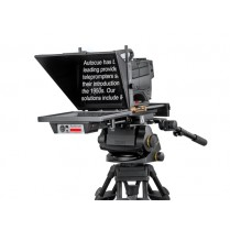 "Master Series 17"" SDI Prompter with Medium Wide Angle Hood and Pro Plate"