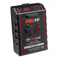 PAGlink PL150T Time Battery 150Wh 14.8V 8Ah (V-Mount Li-Ion) [9309]