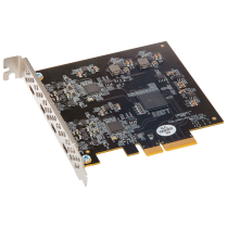 Allegro USB-C 4-port PCIe Card [Thunderbolt compatible]