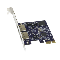 Tempo SATA E2P PCIe Card (2 external port multiplier ports)
