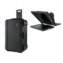"Professional 15"" High Bright Teleprompter with 3G-SDI, Travel Kit"