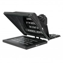 "Professional 17"" High Bright Beam Splitter Teleprompter with 3G SDI"