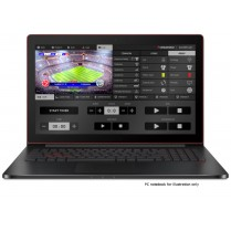 SCOREPLUS Network TV style high-quality, easy-to-use sports graphics SW package for Volleyball