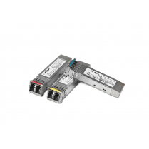 Dual Multi-Mode LC 3G Fiber Tx SFP (for use with FiDO)