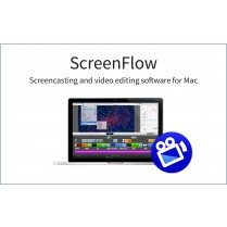 ScreenFlow 9 (Upgrade v8)