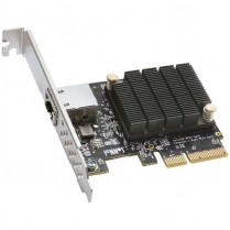 Solo10G 10GBASE-T Ethernet 1-Port PCIe Card  [Thunderbolt compatible]