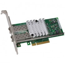 Presto 10GBE SFP+ Ethernet 2-Port PCIe Card [Thunderbolt compatible]