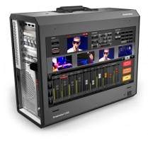 CASE 500 Portable Streaming Studio