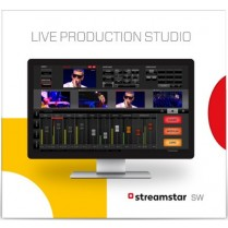 Live production and streaming software