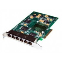 1Gb 6-Port Copper SVR PCIe *Special Price While Stocks Last*