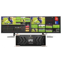 Streamstar IPX ( 8 input ) - 1080i - 6 replay channels