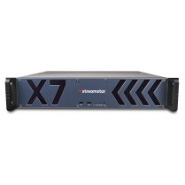 SX7 Rack Mount Full-Featured, 6 Channel, Live Production and Streaming Production Studio