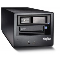 MagStor LTO7 6TB Thunderbolt 3 Tape Drive LTO-7 with Quantum LTFS for MAC (free)
