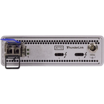 ThunderLink 40Gb/s Thunderbolt™ 3 (2-port) to 10GbE (1-Port) ( includes SFP )