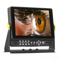"VX9w-S 9"" HDMI/3G-SDI 1920 x 1200 On-Camera Field Monitor w/ Scopes and Sony L Battery Plate"
