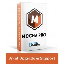 Mocha Pro: Plug-in - Avid (includes 1 year upgrade & support)
