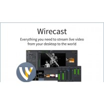 Wirecast Pro - Mac (Upgrade Studio 4-7)
