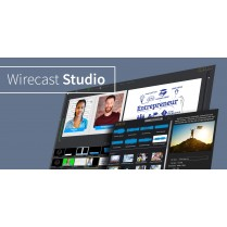 Wirecast Studio - Mac (Upg One)