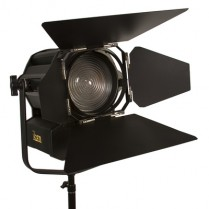 "White Star 6"" Fresnel 200 Watt Light"