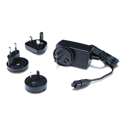 Included power supply
