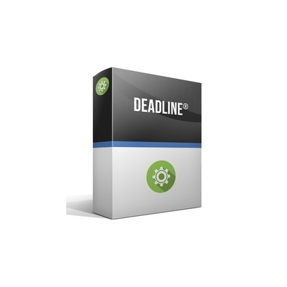 Digistor has the Thinkbox Deadline Render License for professionals