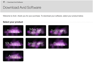 The Latest - Avid Software Licensing Survival Guide