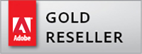 adobe gold reseller badge 200X77